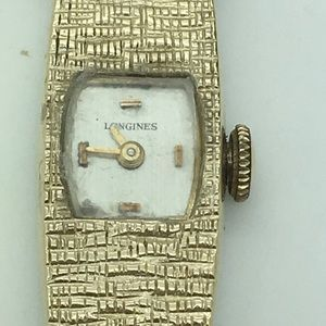 Antique Longines 10k Goldfield Women Watch